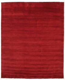Handloom Fringes - Rouge Foncé Tapis 250X300 Moderne Rouge Grand (Laine, Inde)
