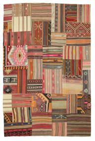 Kilim Patchwork Tapis 179X275 Moderne Tissé À La Main (Laine, Turquie)