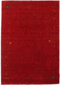 Gabbeh Loom Frame - Rouge Tapis 140X200 Moderne Rouge Foncé/Rouge (Laine, Inde)