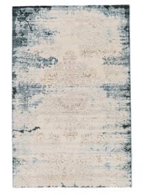 Alaska - Clair Bleu/Cream Tapis 140X200 Moderne Gris Clair/Blanc/Crème/Beige ( Turquie)