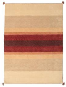 Loribaf Loom Tapis 173X241 Moderne Fait Main Beige Foncé/Marron Clair/Rouge Foncé (Laine, Inde)