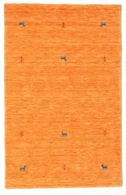 Gabbeh Loom Two Lines - Orange Tapis 100X160 Moderne Orange (Laine, Inde)