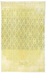Colored Vintage Tapis 178X285 Moderne Fait Main Jaune/Beige (Laine, Turquie)