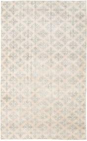 Colored Vintage Tapis 170X276 Moderne Fait Main Gris Clair/Beige (Laine, Turquie)