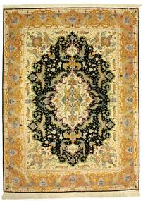 Tabriz 70Raj Silke Varp Tapis 152X205 D'orient Fait Main (Laine/Soie, Perse/Iran)