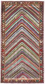 Bakhtiar Patina Tapis 100X198 D'orient Fait Main Beige/Marron Foncé (Laine, Perse/Iran)