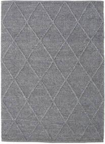 Svea - Charcoal Tapis 140X200 Moderne Tissé À La Main Gris Clair/Gris Foncé (Laine, Inde)