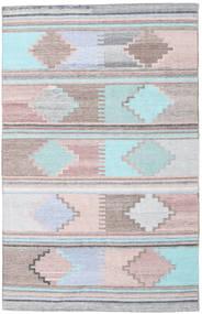 Tapis D'extérieur Pet Yarn Kilim Tapis 160X230 Moderne Tissé À La Main ( Inde)