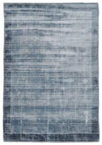 Highline Frame - Ocean Blue Tapis 170X240 Moderne Bleu Foncé ( Inde)