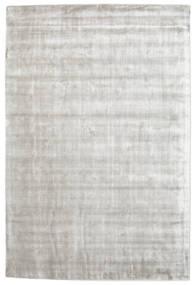 Broadway - Argenté Blanc Tapis 200X300 Moderne Gris Clair/Blanc/Crème ( Inde)