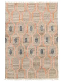 Tapis D'extérieur Cosmou - Coral Tapis 200X300 Moderne Tissé À La Main Gris Clair/Blanc/Crème ( Inde)