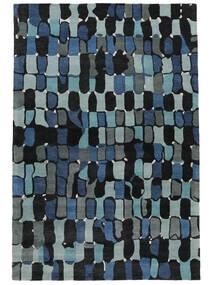In The Woods - 2018 Tapis 250X350 Moderne Bleu Foncé/Bleu Grand ( Inde)