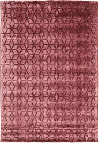 Diamond - Burgundy Tapis 160X230 Moderne Rouge Foncé/Rouille/Rouge ( Inde)