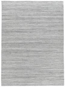 Tapis D'extérieur Petra - Light_Mix Tapis 200X300 Moderne Tissé À La Main Gris Clair/Blanc/Crème ( Inde)