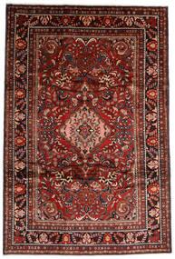 Lillian Tapis 248X363 D'orient Fait Main Rouge Foncé/Marron Foncé (Laine, Perse/Iran)