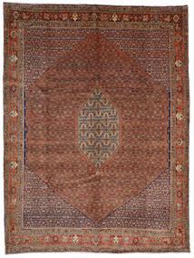 Bidjar Tapis 308X408 D'orient Fait Main Rouge Foncé/Marron Foncé Grand (Laine, Perse/Iran)