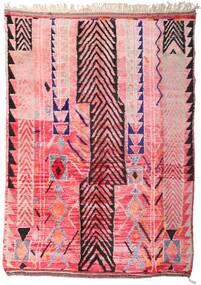 Berber Moroccan - Mid Atlas Tapis 213X300 Moderne Fait Main Rose Clair/Rose (Laine, Maroc)