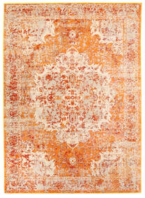 Nadine - Orange Tapis 160X230 Moderne Rose Clair/Beige Foncé ( Turquie)