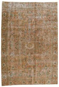 Vintage Heritage Tapis 186X270 Moderne Fait Main Marron Clair/Gris Clair (Laine, Perse/Iran)