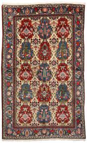 Bakhtiar Collectible Tapis 155X250 D'orient Fait Main Marron Foncé/Beige (Laine, Perse/Iran)