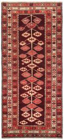 Kilim Karabagh Tapis 132X303 D'orient Tissé À La Main Tapis Couloir Rouge Foncé/Rouille/Rouge (Laine, Azerbaïdjan/Russie)