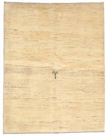 Gabbeh Persan Tapis 164X210 Moderne Fait Main Beige/Marron Clair (Laine, Perse/Iran)
