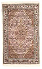 Tabriz Royal Tapis 112X183 D'orient Fait Main Marron Clair/Marron Foncé ( Inde)